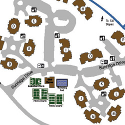 SunRidge Map